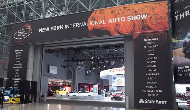 ニューヨーク オートショーは新型SUV祭り|NYIAS 2018 ギャラリー