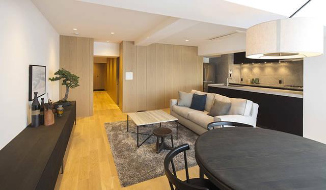 マイリノ by グローバルベイスとユナイテッドアローズが提案するマンションイノベーションプラン|DESIGN