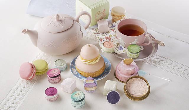【4/27発売】色鮮やかなパティスリーのようなサマーコレクション|Les Merveilleuses LADURÉE ギャラリー