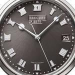 新世代を象徴する「マリーン 5517」が、バーゼルワールド2018に登場|BREGUET ギャラリー