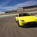 新型アストンマーティン ヴァンテージに試乗 Aston Martin ギャラリー