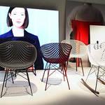吉岡徳仁氏が手掛けた「MATRIX chair」|Kartell ギャラリー