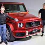 メルセデス・ベンツ「Gクラス」の新型を発表|Mercedes-Benz