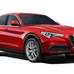 アルファロメオ初のSUV「ステルヴィオ」に400台の限定車が登場|Alfa Romeo