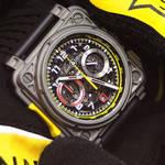 ベル&ロスが提示したレーシングドライバーズウオッチの真髄「BR-X1 R.S.18」|Bell & Ross ギャラリー