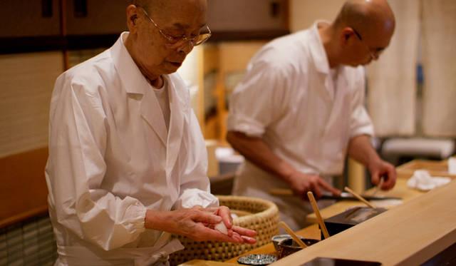 ミシュラン三ツ星シェフが日本の名店を巡る美食ドキュメンタリー『世界が愛した料理人』|MOVIE ギャラリー