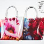 ディスコード ヨウジヤマモト×蜷川実花、花の写真をもちいたクリアバッグを発表|discord Yohji Yamamoto ギャラリー