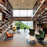 本好き必見!本に囲まれて暮らすように滞在するブックホテル「箱根本箱」|TRAVEL ギャラリー