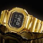 ラスボスがついに! 金無垢G-SHOCKが世界限定数35本・完全受注生産|CASIO ギャラリー