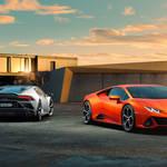 640psのランボルギーニ ウラカンEVOがデビュー|Lamborghini ギャラリー