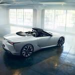 レクサス LCのオープンコンセプトを公開|Lexus ギャラリー