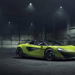 マクラーレンの最新オープン「600LTスパイダー」がデビュー|McLaren ギャラリー