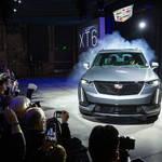 新型クロスオーバー「XT6」をワールドプレミア|Cadillac ギャラリー