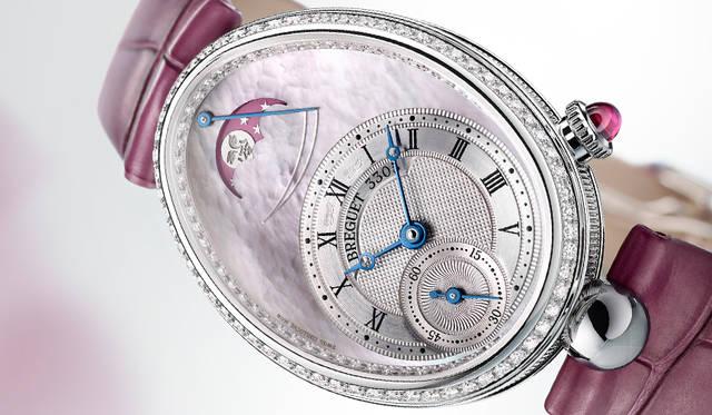 ブレゲがバレンタインデー2019特別限定モデルを発表|BREGUET ギャラリー