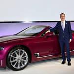 新型コンチネンタルGTコンバーチブルやベンテイガ限定車を披露|Bentley ギャラリー