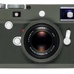 オリーブグリーンを纏ったライカの特別限定モデル|Leica ギャラリー