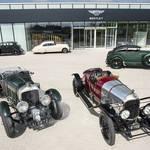 ベントレー創業100周年を記念して歴史的な記念モデルを展示|Bentley ギャラリー