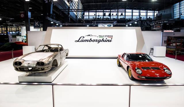 FIA会長ジャン・ドット氏所有のミウラSVを披露|Lamborghini ...