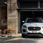 ジャガーのコンパクトSUV「E-PACE」に1周年記念モデル|Jaguar ギャラリー