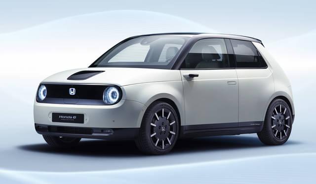 ホンダが新型EV「ホンダe プロトタイプ」を世界初公開|Honda ギャラリー