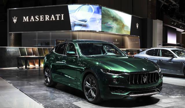 マセラティ、たった1台の特別な「レヴァンテ」や特別仕様などを公開|Maserati ギャラリー