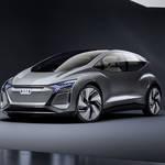 アウディがで自動運転シティコミューター「AI:ME」を発表|Audi ギャラリー