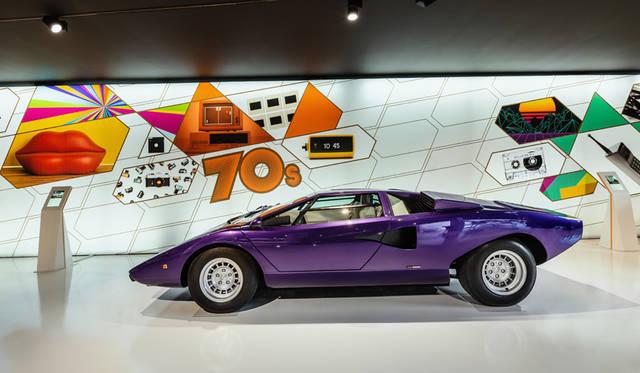 ランボルギーニ ミュージアムが装い新たに「テクノロジー博物館」としてオープン|Lamborghini ギャラリー