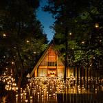 軽井沢高原教会でランタンの灯りに包まれる「サマーキャンドルナイト」開催|TRAVEL ギャラリー