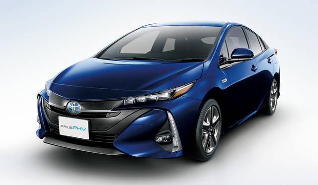 プリウスPHVにブラッシュアップを実施|Toyota ギャラリー