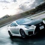 レクサスRC Fをマイナーチェンジ|Lexus ギャラリー