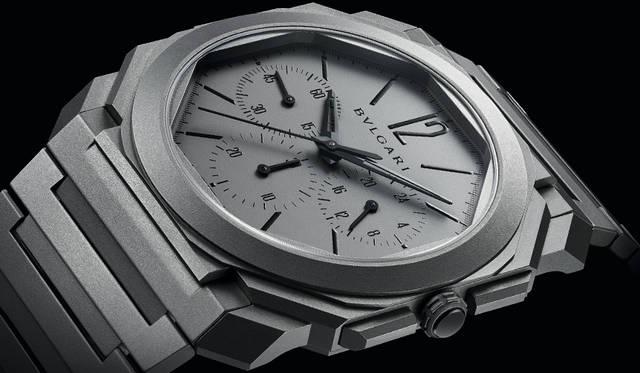 時計史上最薄クロノグラフを搭載した「オクト フィニッシモ」2019年最新モデル|BVLGARI ギャラリー