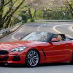 BMWの最新ロードスター Z4に試乗|BMW ギャラリー