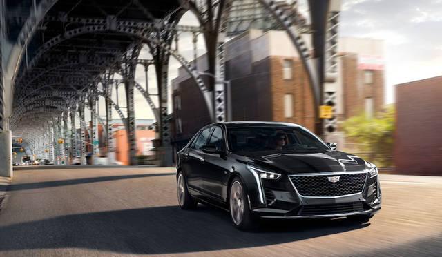 進化した2019年モデルのキャデラックCT6登場|Cadillac ギャラリー
