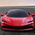 1,000馬力を発生するフェラーリ初のハイブリッド「SF90ストラダーレ」登場|Ferrari ギャラリー