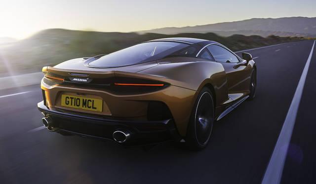 マクラーレンGT発表イベントリポート|McLaren ギャラリー