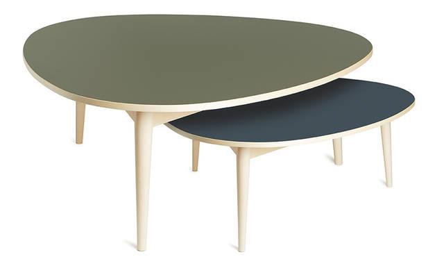 バウハウスの理念がここに。マックス・ビルが手掛けた「スリーラウンドテーブル」と名作「ウルムスツール」|METROCS ギャラリー
