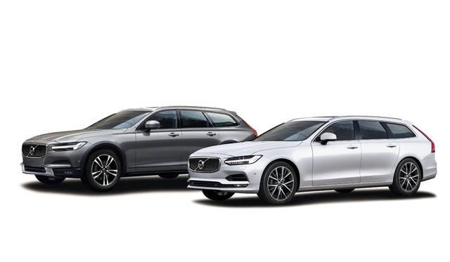 ボルボV90、V90クロスカントリーのディーゼルモデルに特別限定車|Volvo ギャラリー