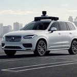 ボルボ、Uberと共同開発した自動運転のための生産車を発表|Volvo ギャラリー