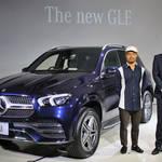 メルセデス・ベンツの7シーターSUV「GLE」が上陸|Mercedes-Benz ギャラリー