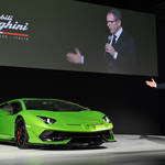 ランボルギーニCEO、ステファノ・ドメニカリ氏にインタビュー|Lamborghini ギャラリー