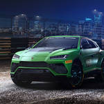 ランボルギーニのSUV「ウルス」にレース仕様のコンセプトモデル|Lamborghini ギャラリー
