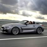 BMWの最新オープン2シーター、新型「Z4」に試乗 BMW ギャラリー