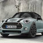 レトロモダンなアイスブルーを纏ったMINIの限定車|Mini ギャラリー
