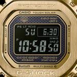 大人のフルメタルG-SHOCK「GMW-B5000」に、反転液晶の2モデルが登場|CASIO ギャラリー
