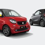 ミッキーマウスをイメージしたスマートの特別仕様車|smart ギャラリー
