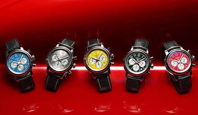 モータースポーツの情熱に敬意を捧げた「ミッレ ミリア レーシング カラーズ」|CHOPARD ギャラリー