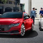 アルテオンに優雅な佇まいの新グレードを設定|Volkswagen ギャラリー