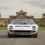ロッド・スチュワートが所有していたランボルギーニがコンクールで受賞|Lamborghini ギャラリー