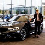 森岡弘氏が語る「BMW M5 EDITION MISSION:IMPOSSIBLE」の魅力|BMW ギャラリー