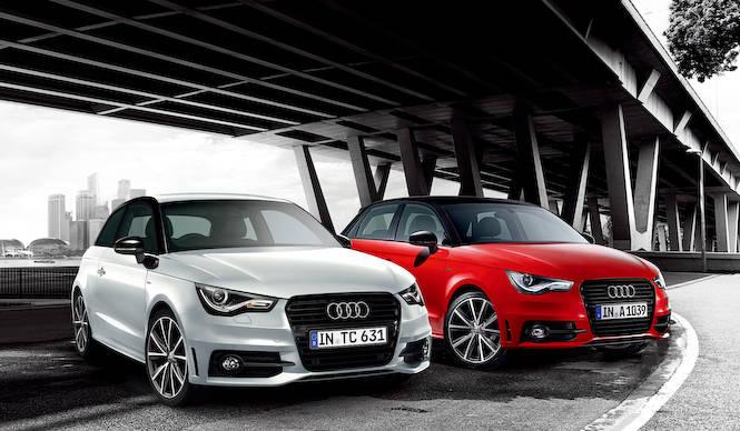 アウディA1にスポーティなエクステリアをまとった限定車 Audi